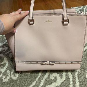 Light pink Kate Spade bag